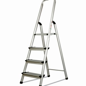 Aluminium Ladder 4 Step